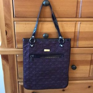 Vera Bradley Quilted Tote/Shoulder Bag * Like New